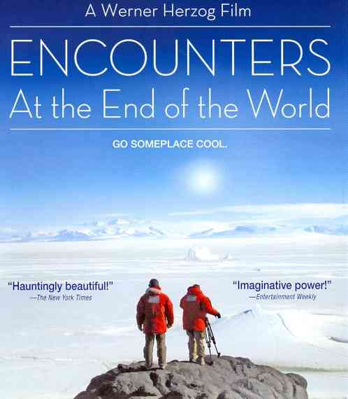 ENCOUNTERS AT THE END OF THE WORLD BY HERZOG,WERNER (Blu-Ray)
